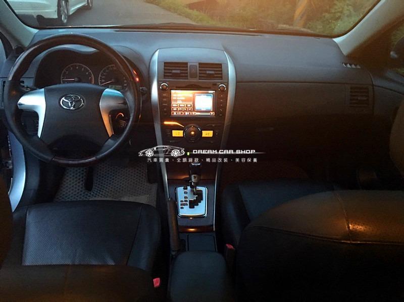 Toyota Altis 2011年 1.8L