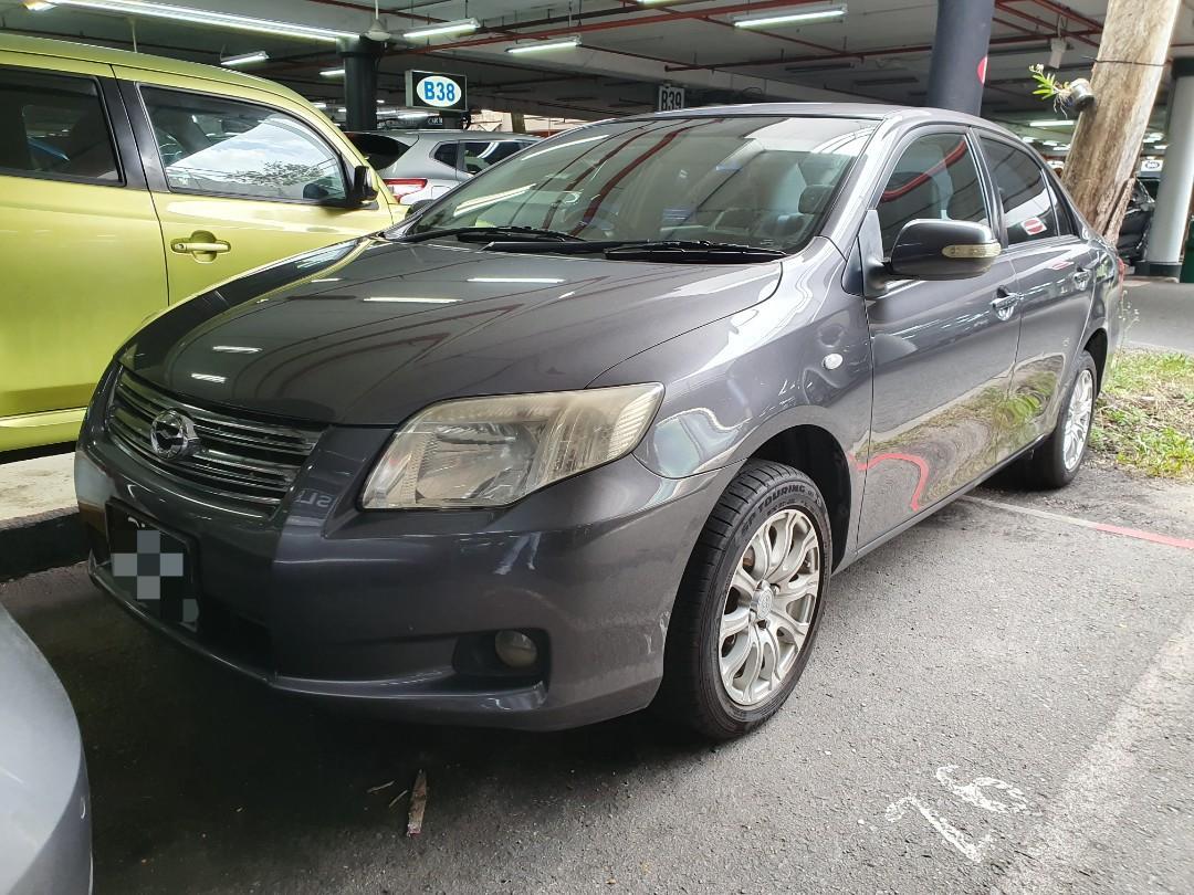 Toyota Axio Rent Lease