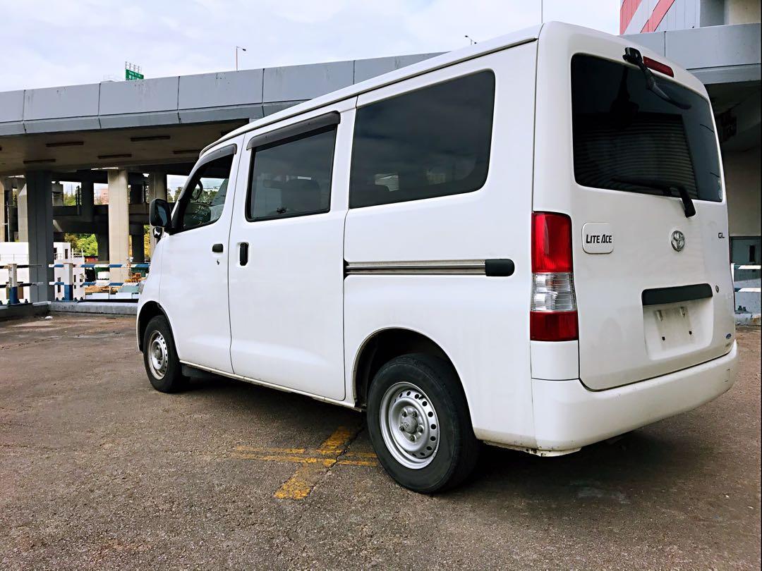 Toyota LITEACE TOWNACE GL Auto