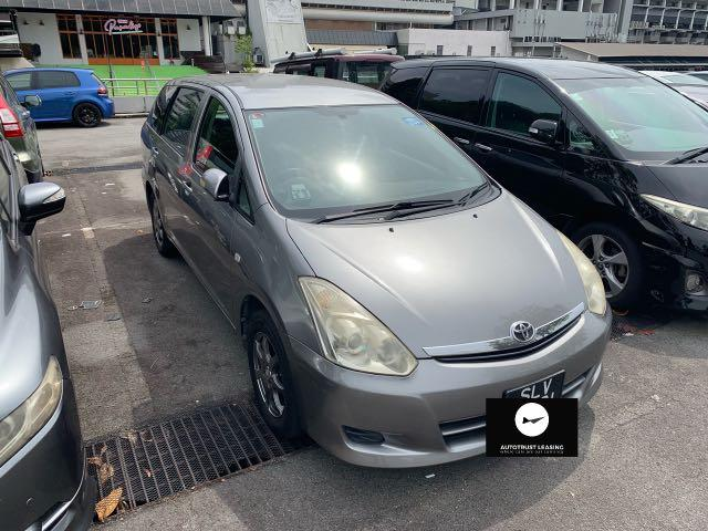 Cheap Toyota Wish 1.8