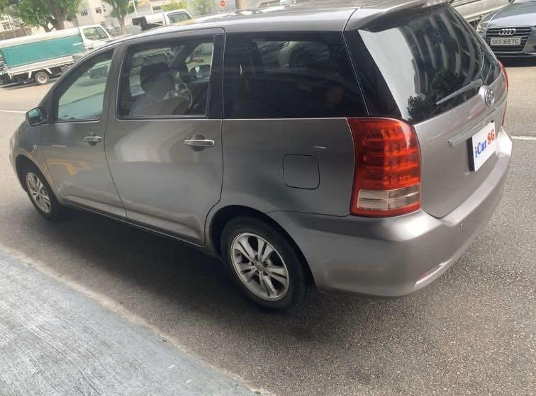 Toyota Wish $350 per week (Everything Covered) 100% No Hidden Cost