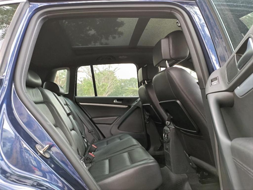 Volkswagen Tiguan 1.4A TSI BMT R-Line Auto