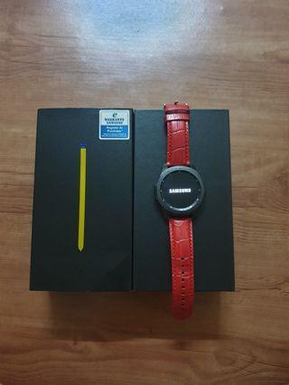 Note9 & s3 frontier watch