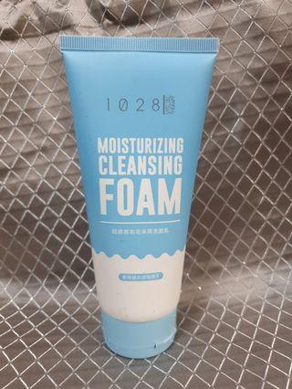 1028超綿感泡泡保濕洗面乳
