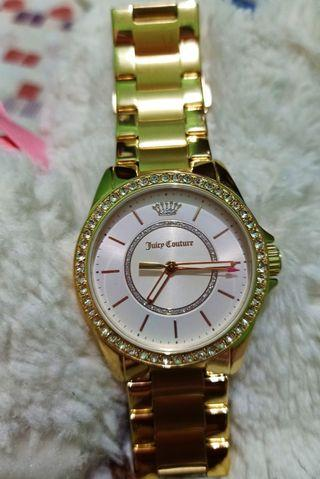 Juicy Couture watch Gold