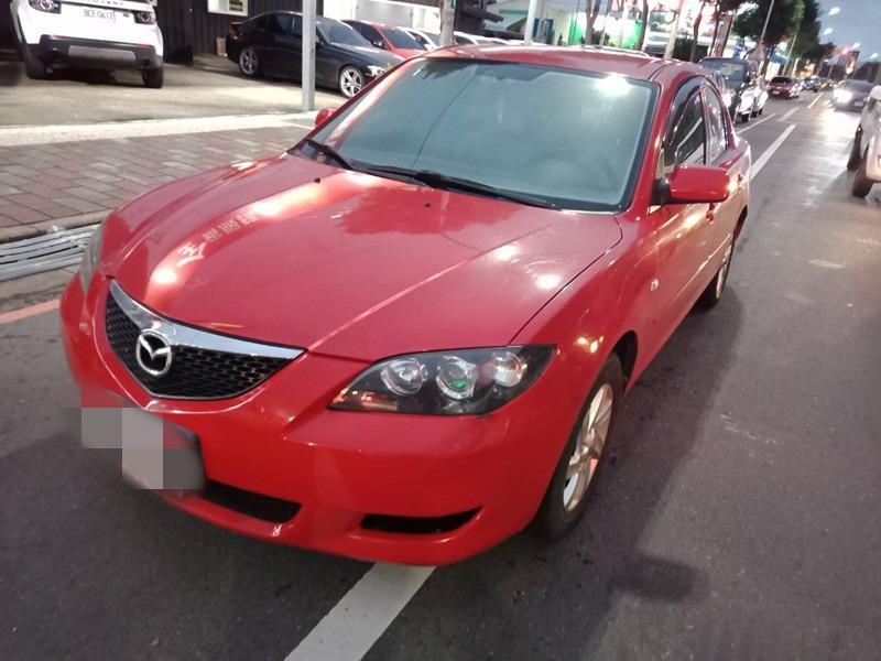 2005     馬3   4D    紅