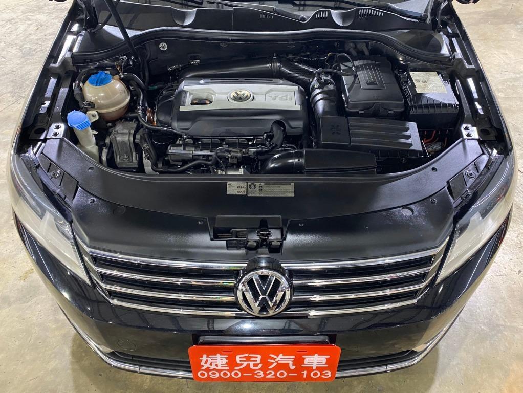 正2011年出廠 總代理一手車 Volkswagen/福斯 Passat 1.8TSI