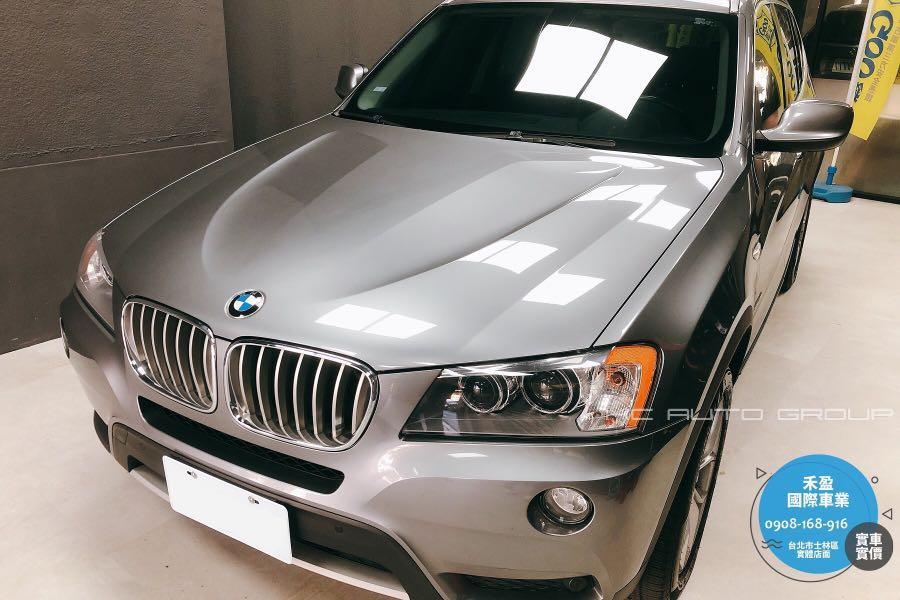 2013-BMW X3 xDrive28i