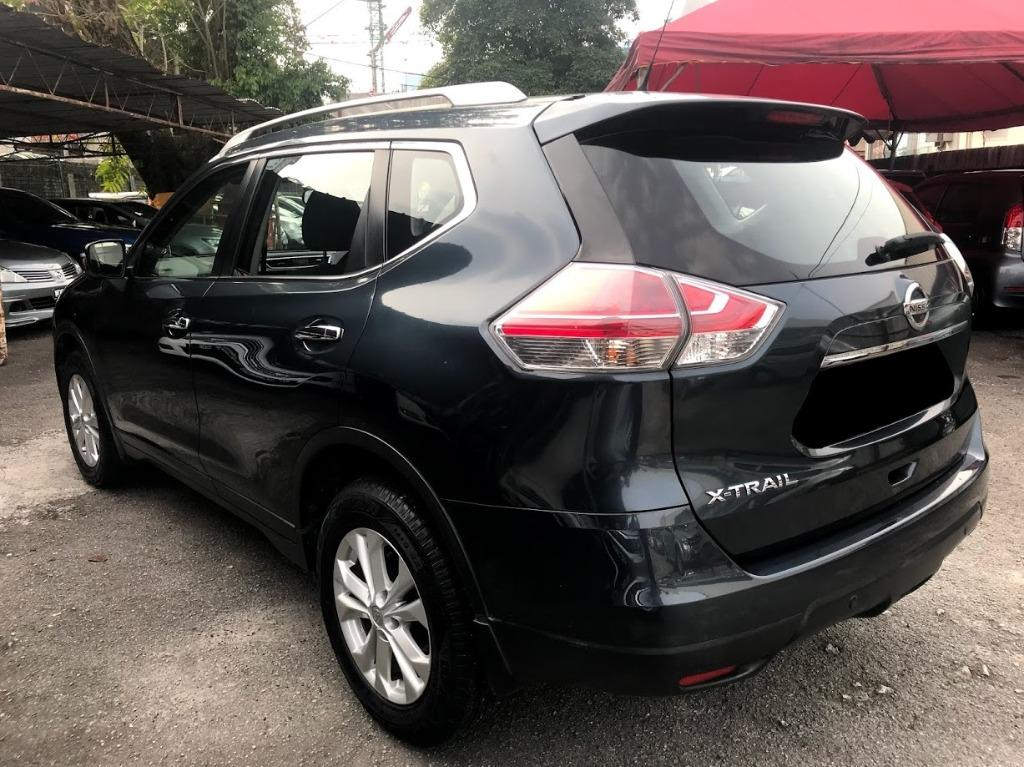 2015 Nissan X-TRAIL 2.0 (A) 360 CAMERA CAN ARRANGE FULL LOAN