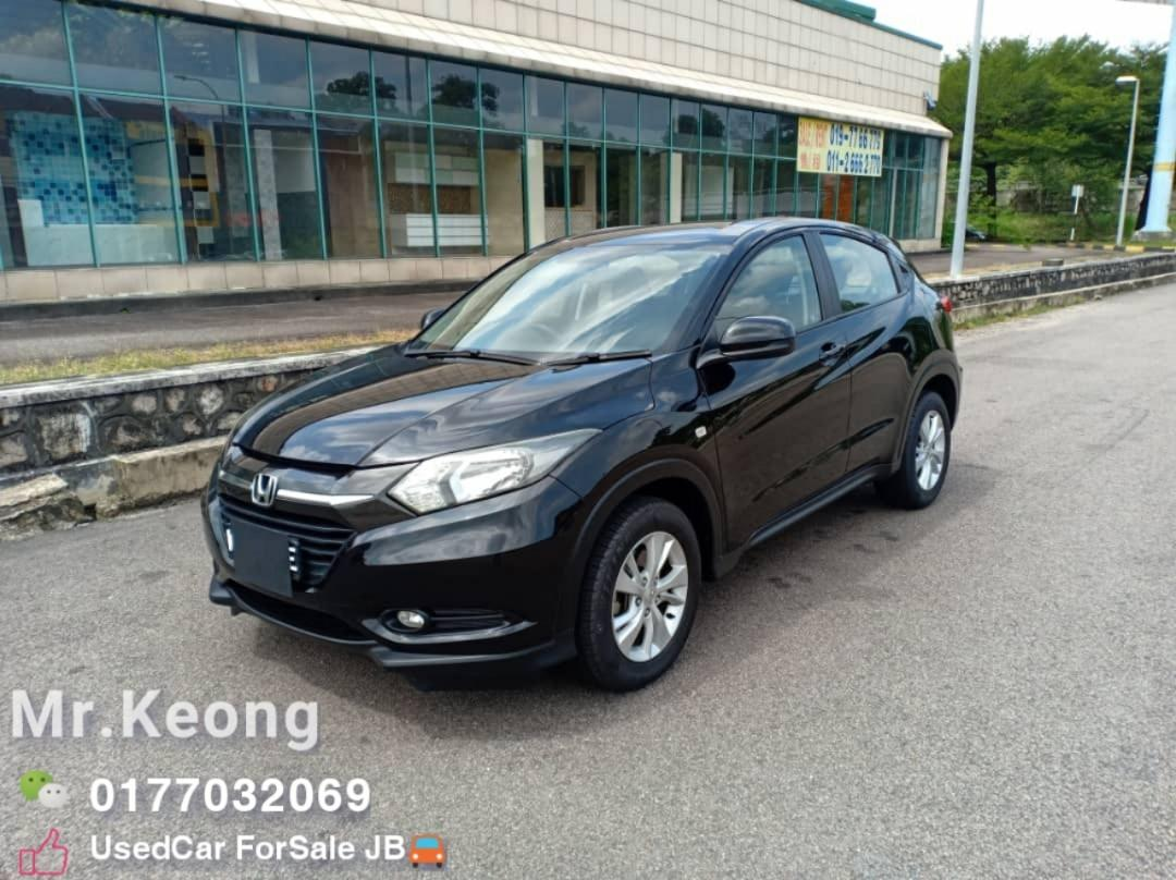 2015TH HONDA HRV 1.8AT S SPEC MILEAGE 8XXXXKM Cash OfferPrice💲Rm59,800 Only⚠️LowestPrice🔥InJB Call📲KeongFor More🤗
