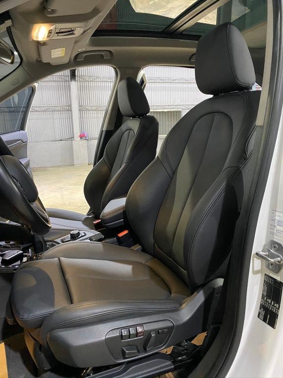 正2016年出廠 總代理一手車頂級 BMW X1 SDrive2.0i 運動旗艦版