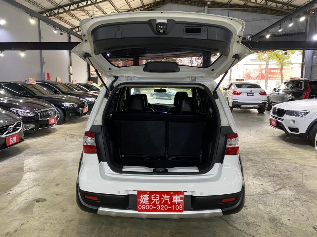 正2015年 最新款 Nissan Livina X-GEAR 1.6頂級豪華影音版