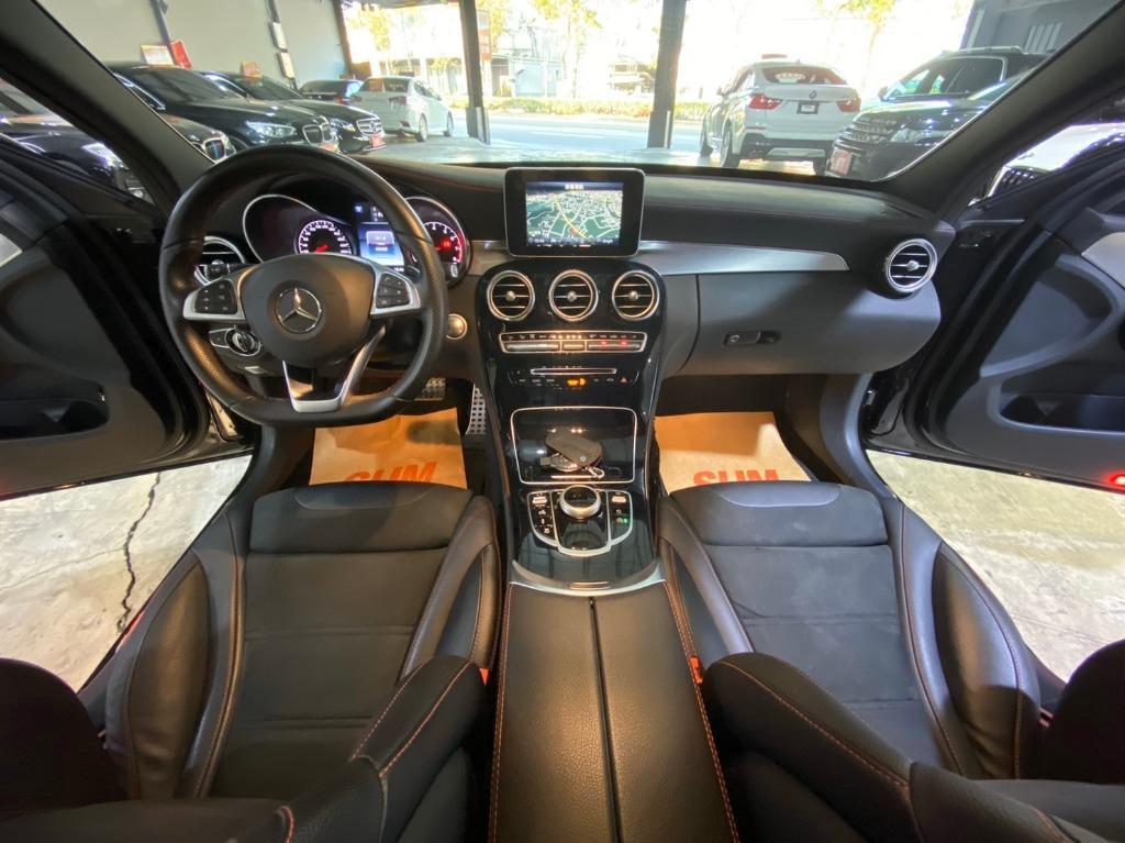 正2016年 總代理Mercedes-Benz/賓士 C43(C450) AMG 4Matic