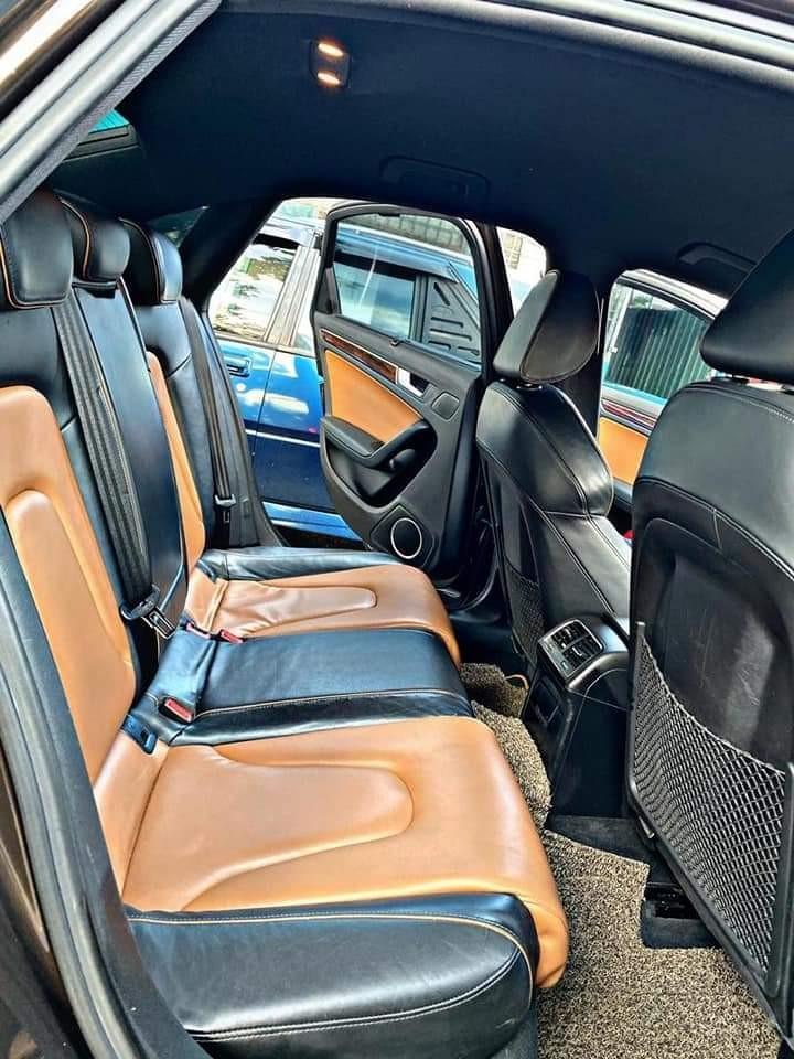 AUDI A4 2.0 QUAT TFSI (A) SPEC S-LINE IMPORT NEW SPEC FACELIFT 2011