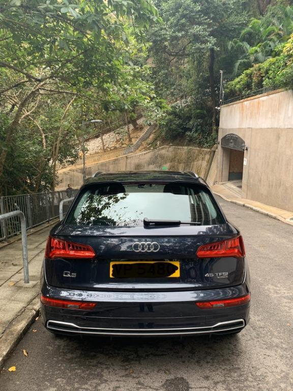Audi Q5 2.0 TFSI quattro S tronic Sport (A)