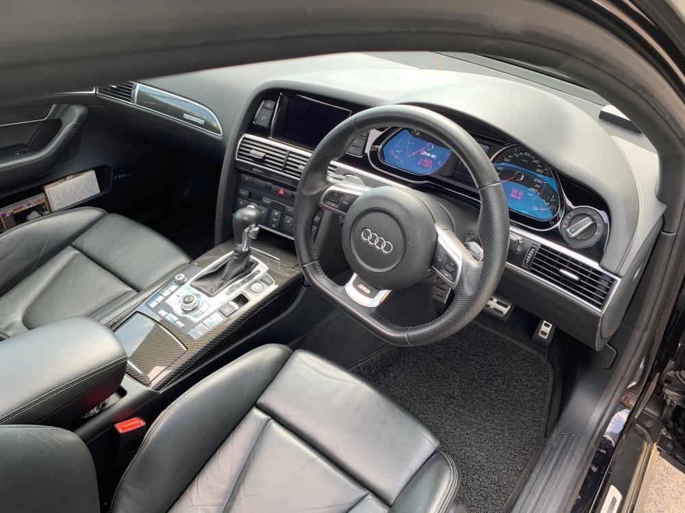 Audi RS6 Avant 5.0 TFSI quattro tiptronic Auto