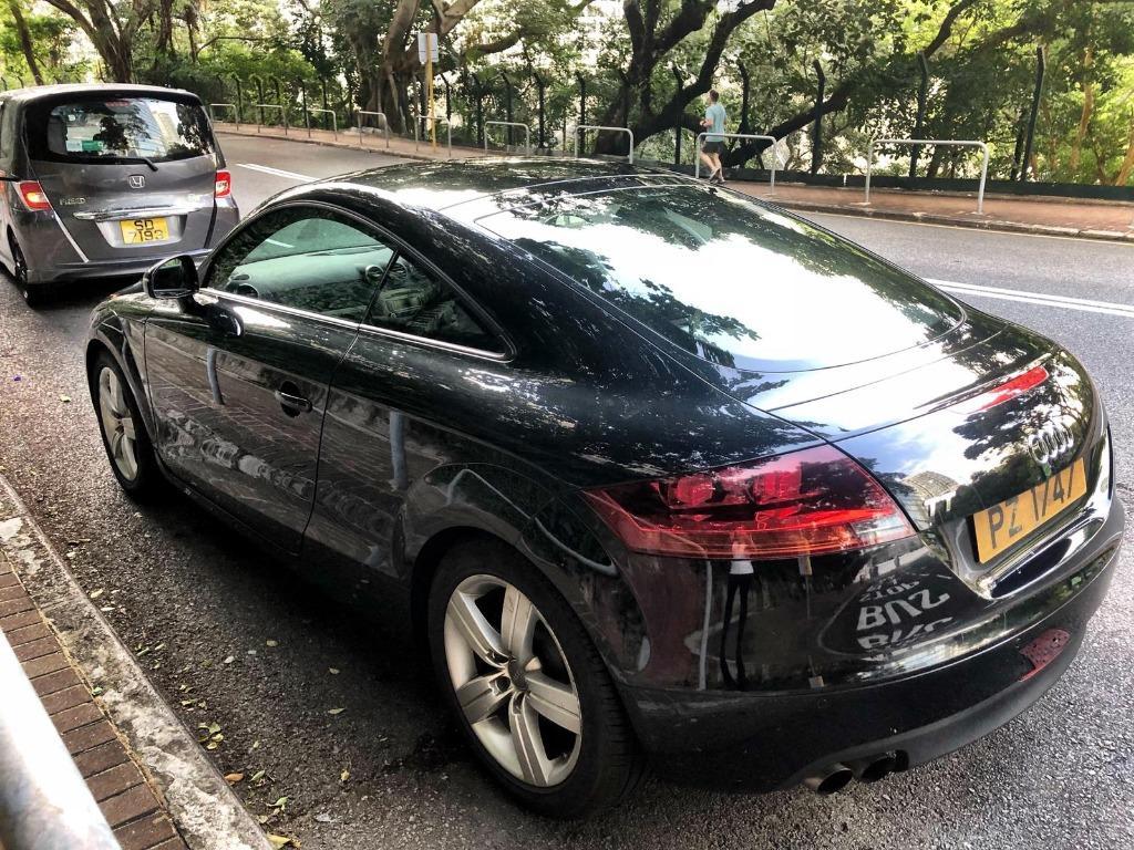 Audi TT 2.0 TFSI S tronic DSG (A)
