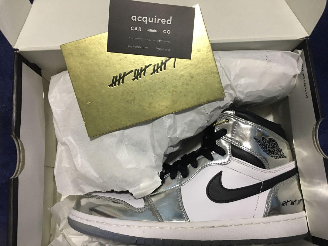 "Reserved"" Authentic Nike Jordan 1 Retro"