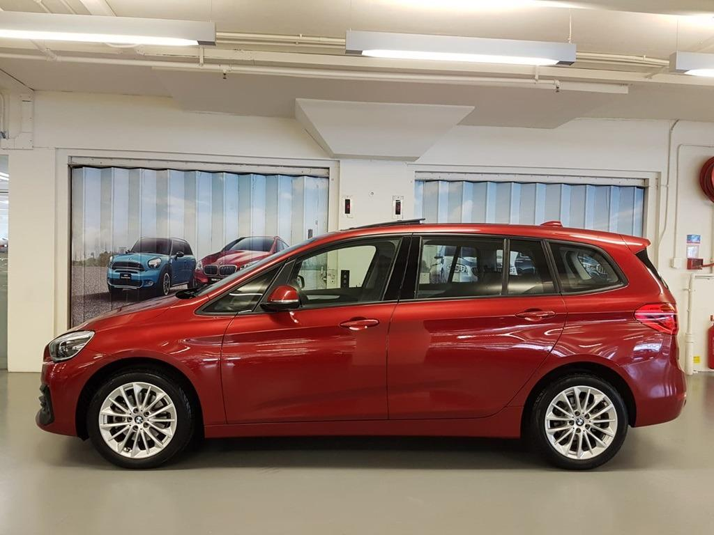 BMW 218iA Gran Tourer  7 Seater Auto
