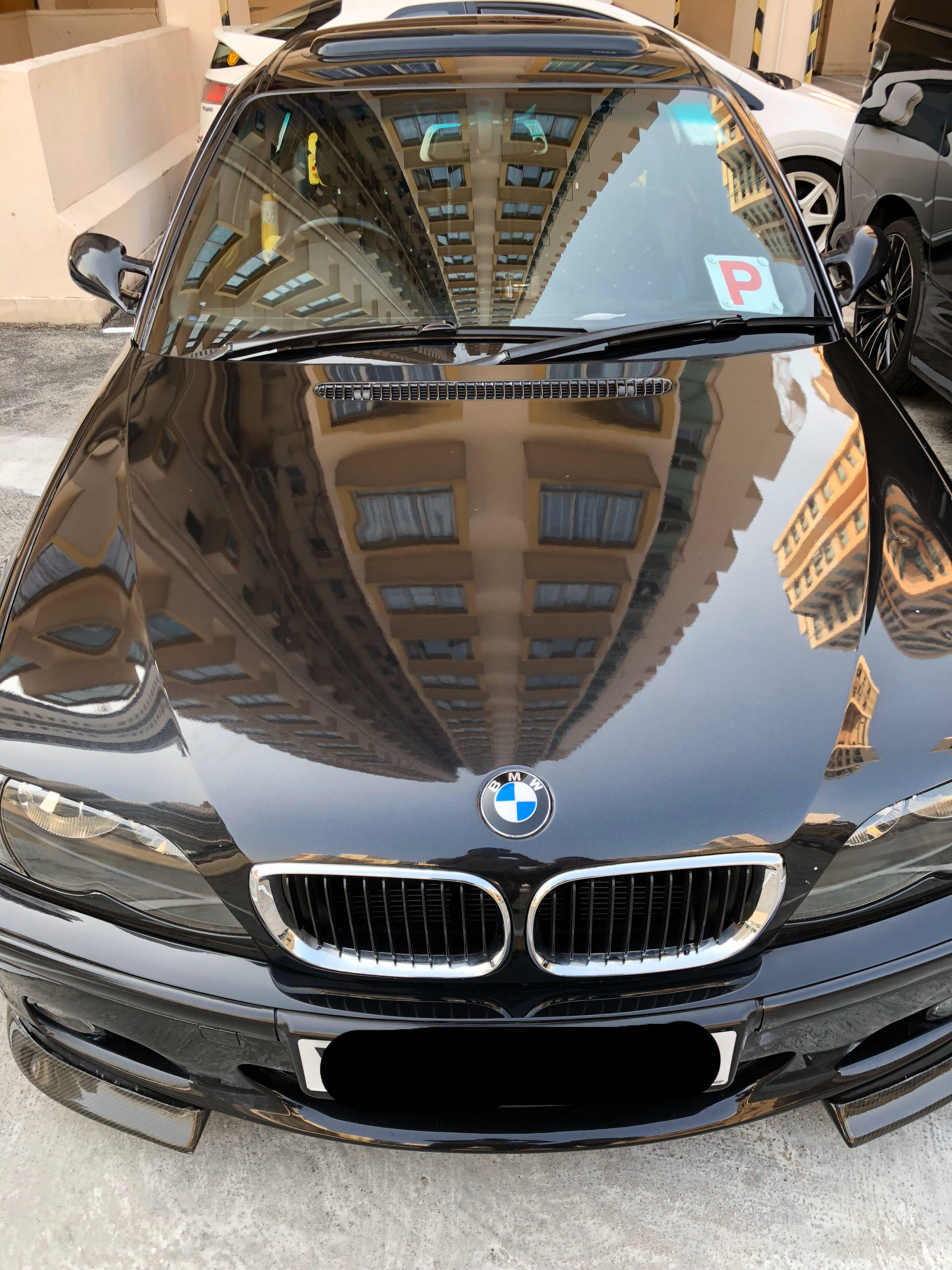 BMW 320i E46 Auto