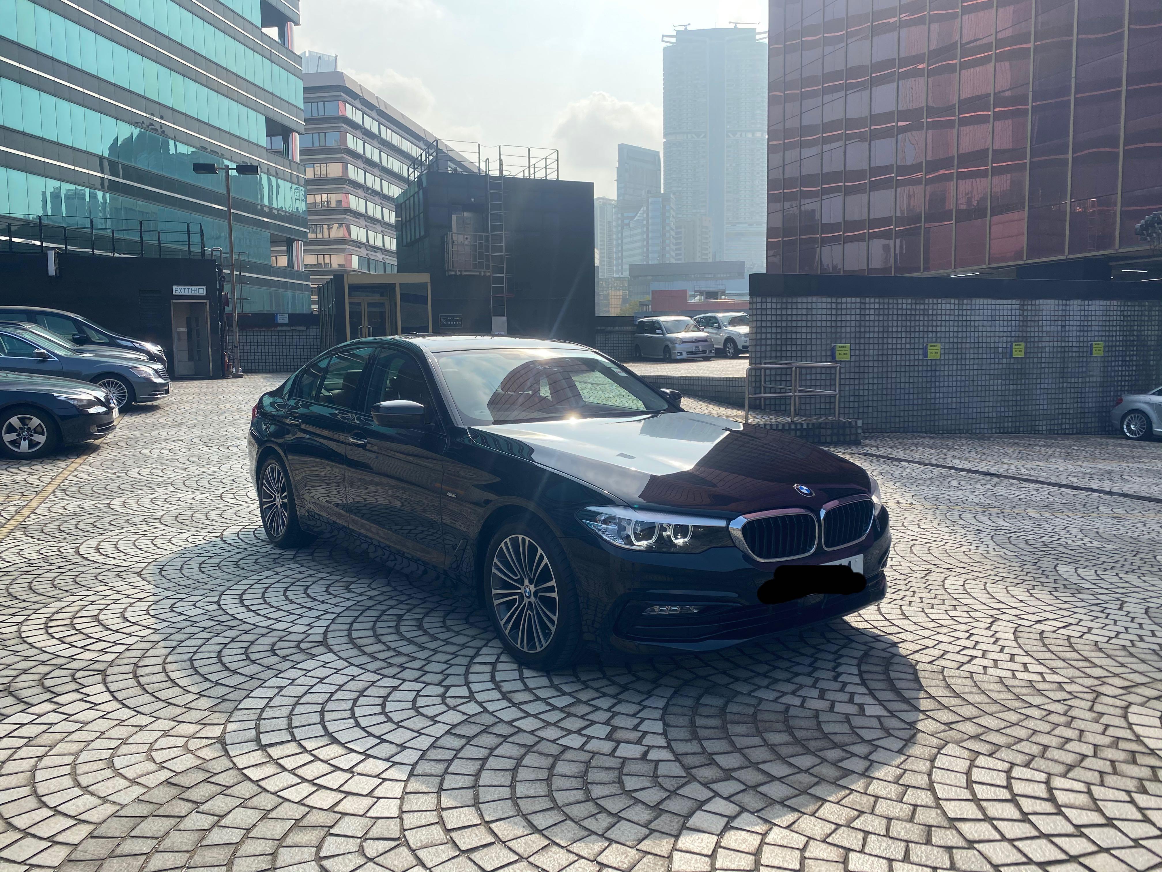 BMW 520d Sport Auto