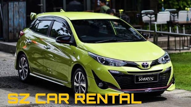 CAR RENTAL/KERETA SEWA