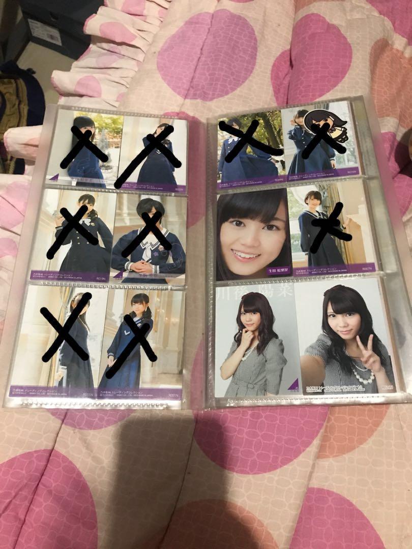 CD SINGLE / Photobook / Photopack Nogizaka46 & HKT48 AKB48