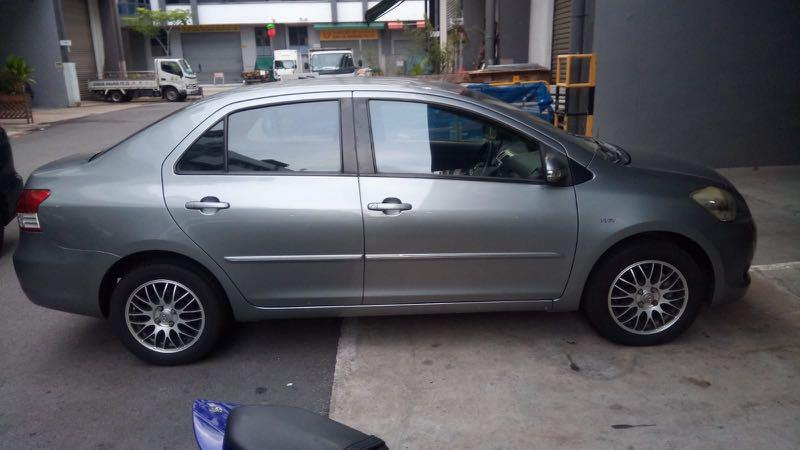 Cheap Vios Rental For Normal & Grab Use