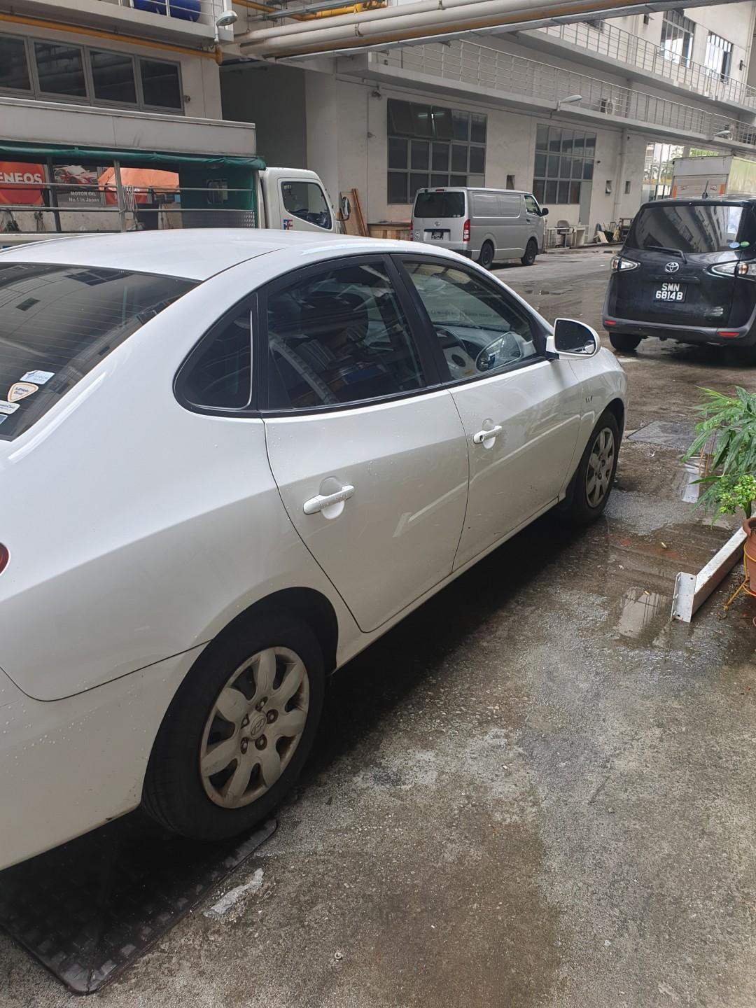 Avante 1.6 auto for rent ! Welcome GOJEK/GRAB/TADA/RYDE/PERSONAL USE