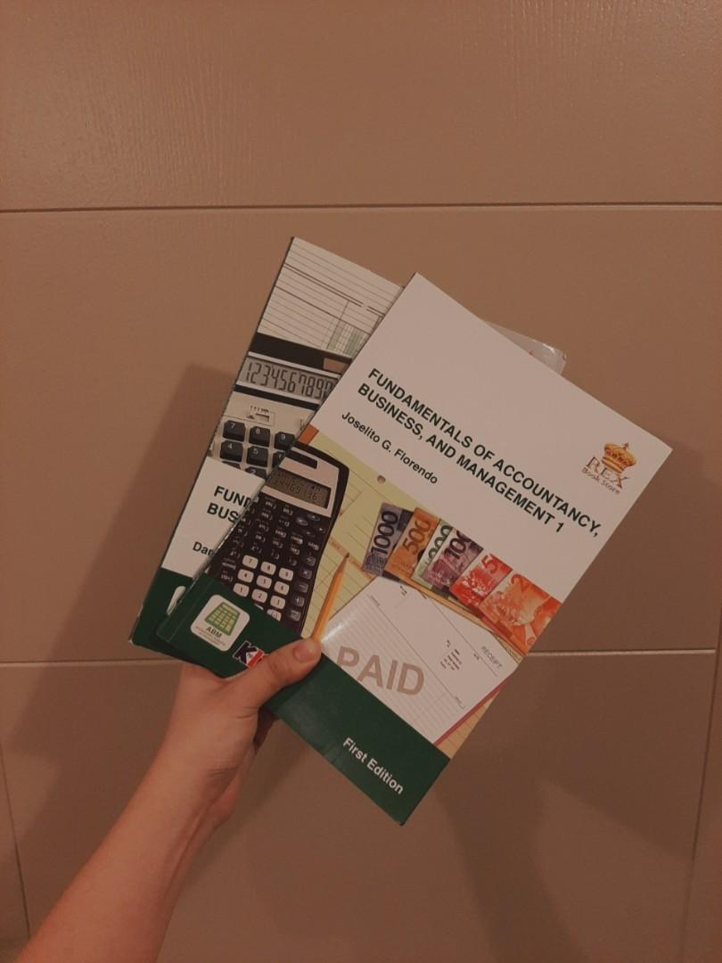 Fundamentals Of Accountancy Business and Management (ABM) First Edition 2 Dani Rose C. Salazar