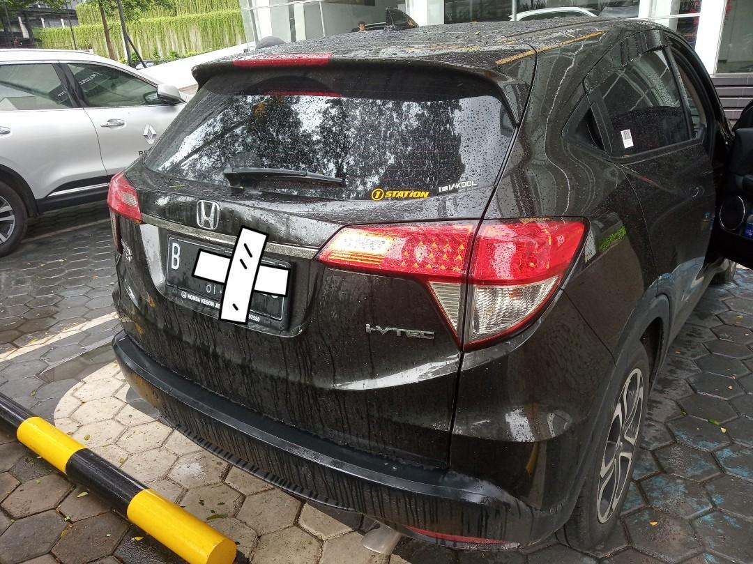 Honda HRV 1.5 VTIL AT 2018/2019 Dark Olive Metalic Gresssss