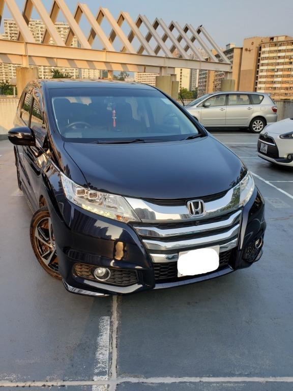 Honda Odyssey 2.4 Absolute 7-Seater Auto