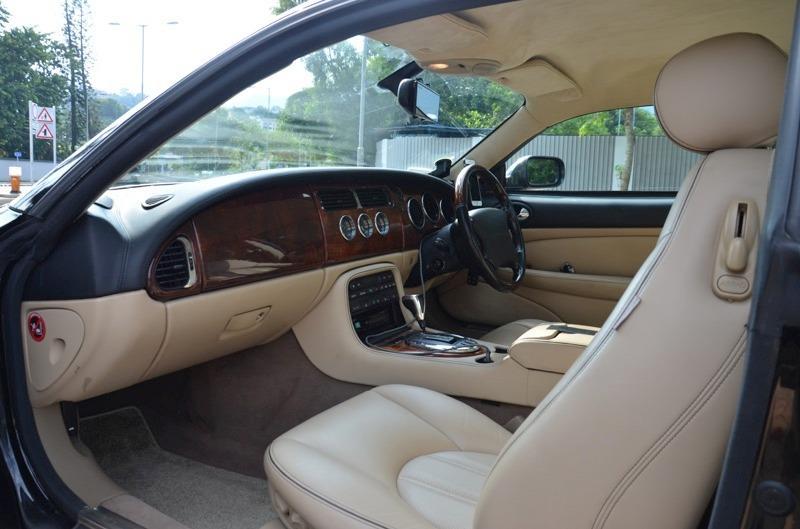 Jaguar XKR 4.0 SC Coupe Auto