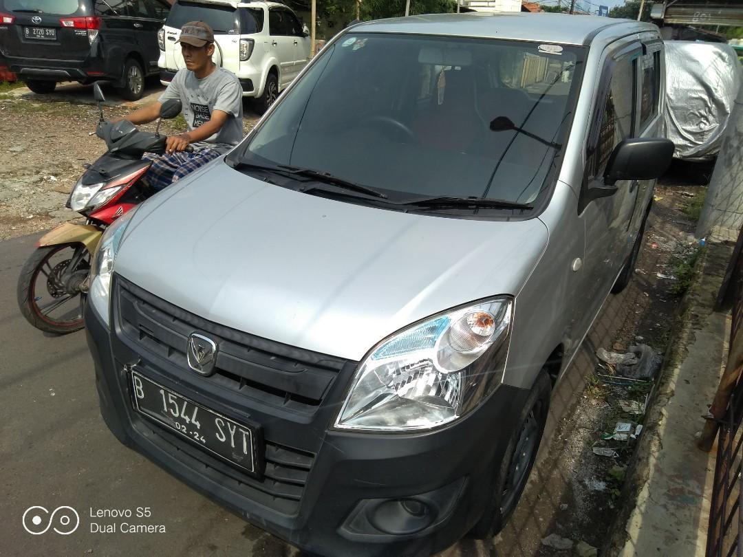 Karimun Wagon R PjkBaru 2-2021 th 2014 Istwa /BS.TT.MOTOR GAN