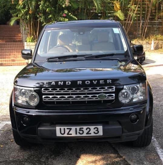 Land Rover Discovery 4 5.0 V8 Auto