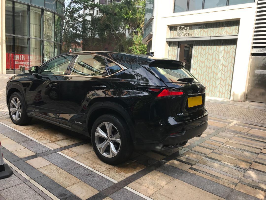 Lexus NX300H Ultimate Auto
