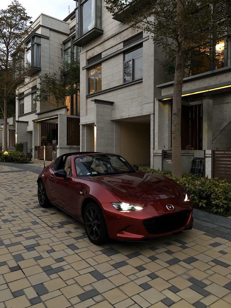 Mazda MX-5 Mx5-rf Auto