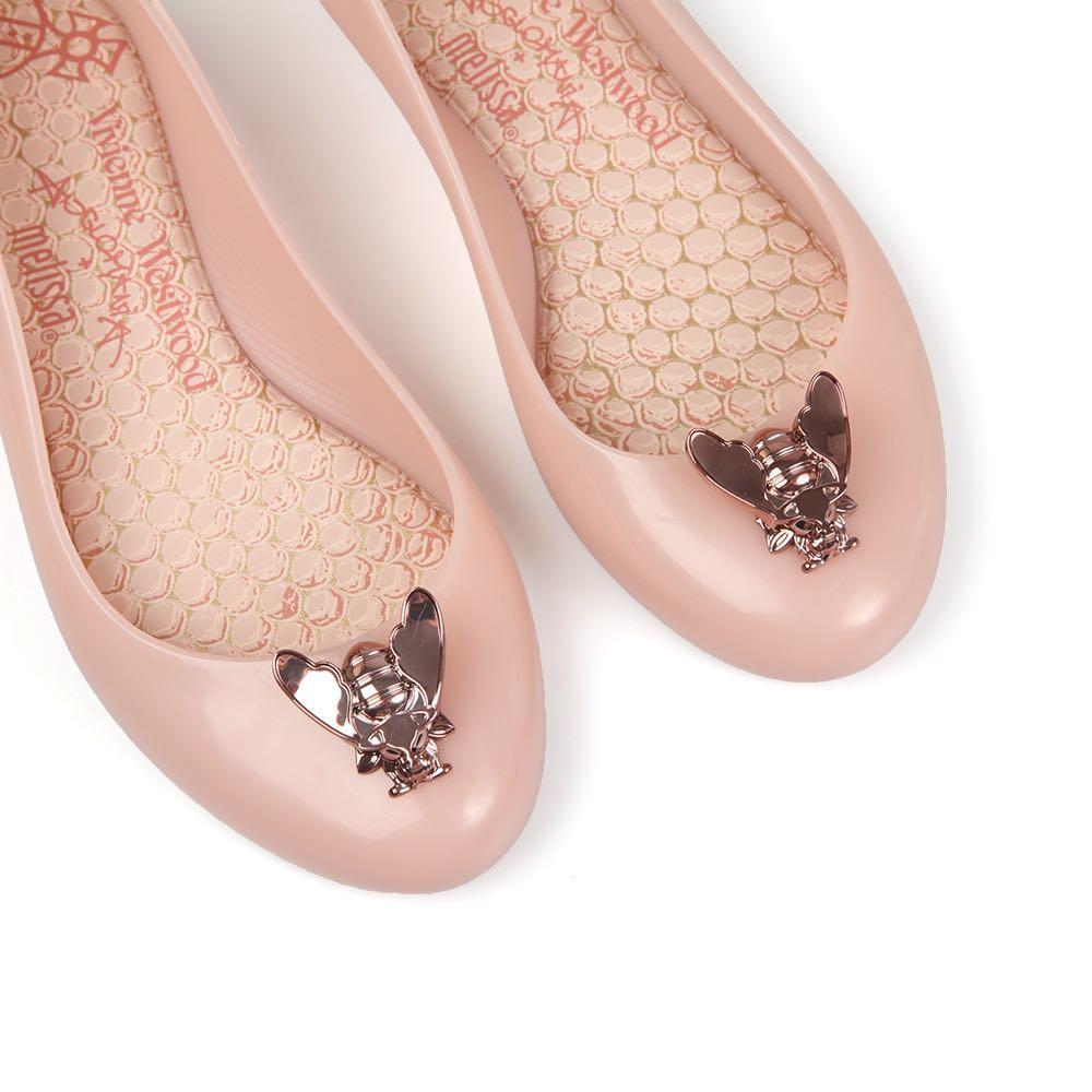 Melissa Shoes [Vivienne Westwood Rose