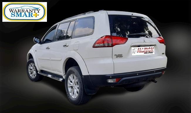 Mitsubishi Pajero Sport Exceed AT Diesel 2013 Putih, Dp 36,9 Jt, No Pol Ganjil