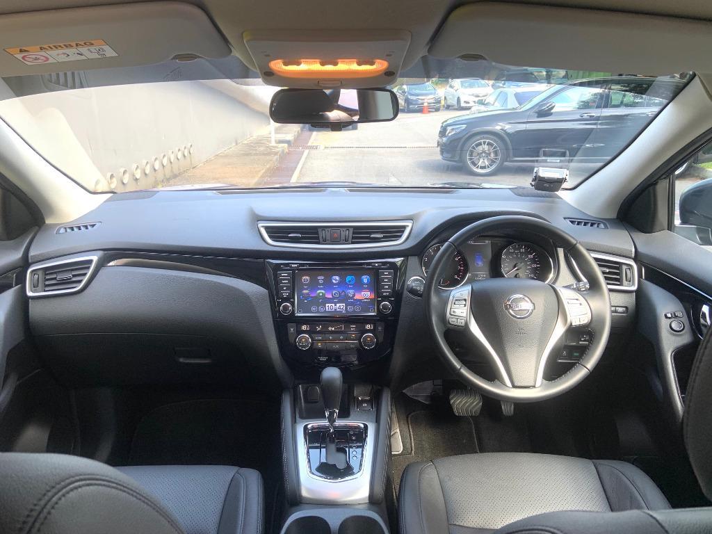 Nissan Qashqai 1.2 DIG-T Auto