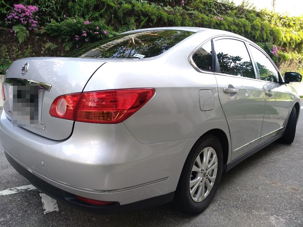 Nissan Sylphy 1.5L - WITH REVERSE CAMERA !! SUPER COMFORTABLE, ECONOMICAL, PREMIUM, HANDSOME! GRAB/GOJEK READY!