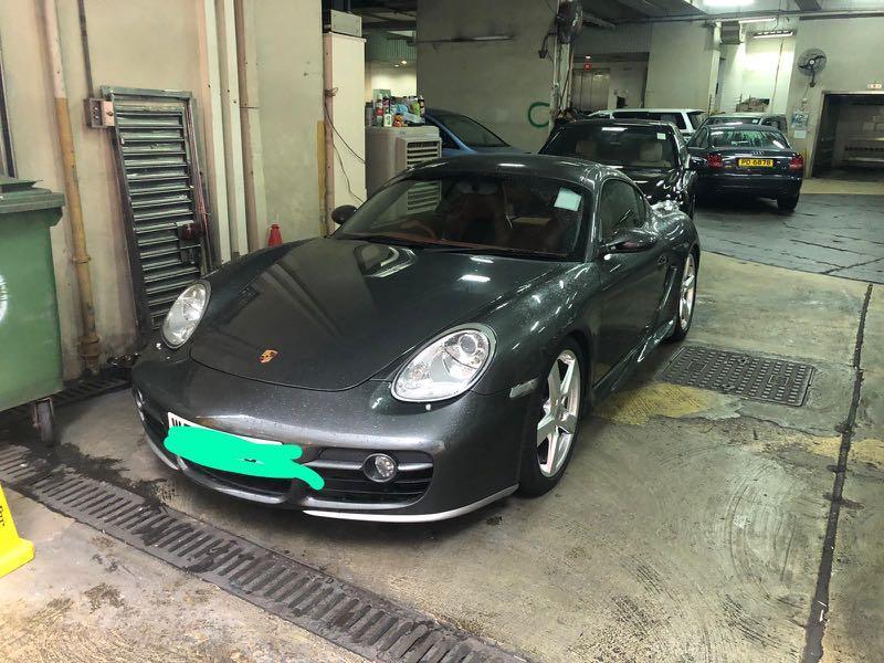Porsche Cayman 3.4 S (A)