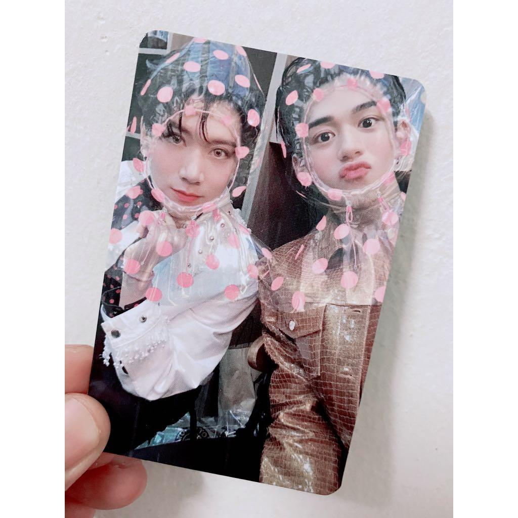 [READY STOCK] SUPERM LUCAS & TEN POP UP STORE LIMITED PHOTOCARD