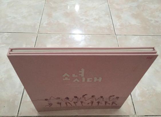 Snsd girls generation AAGG dvd official korea kpop