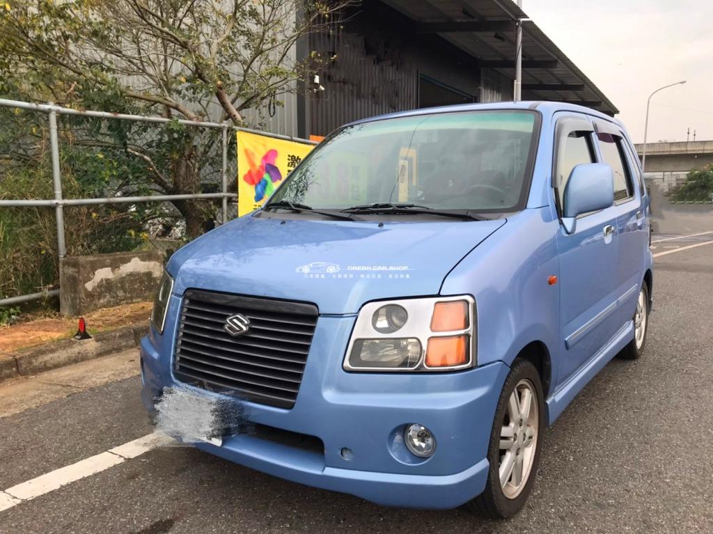 Suzuki Solio 2005年 1.3L