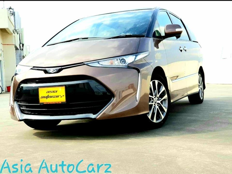 Close to New  Toyota Estima Aeras 2.4A