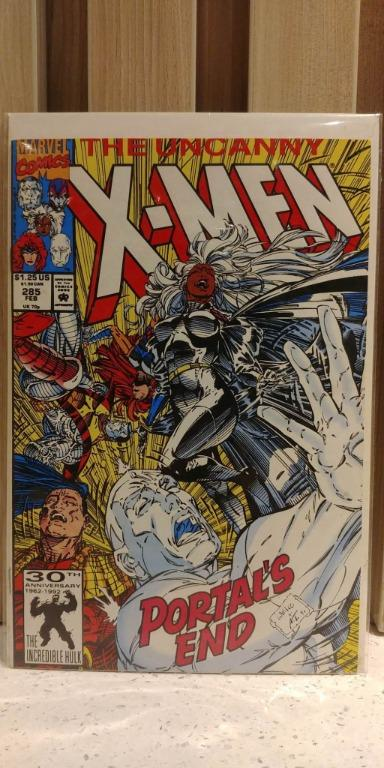 Uncanny X-Men (1963 1st Series) # 285 1st appearance of Mikhail Rasputin, the brother of Colossus