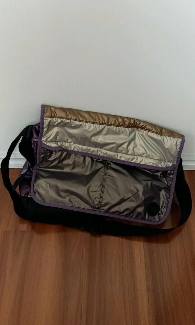 United Colours of Benetton Laptop shoulder bag lightweight