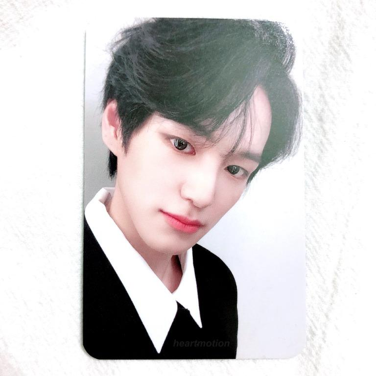 VICTON 빅톤 5th Mini Album - nostalgia [algos version] Heochan 허찬 Photocard