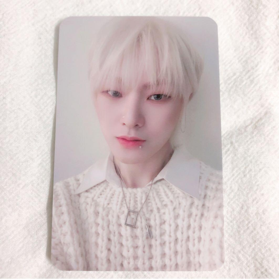 VICTON 빅톤 5th Mini Album - nostalgia [nostos version] Hanse 한세 Photocard